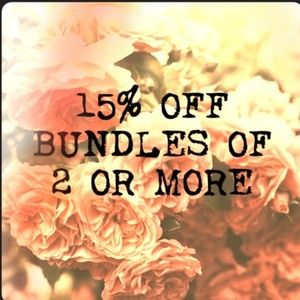 Bundle with me!